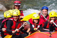Our best packages of with-water activities for the summer on Ubaye